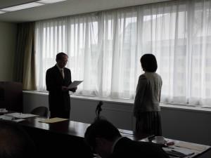 総括指導員 池田紅子先生