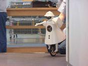 ムラタセイコちゃんは、一輪車が得意!